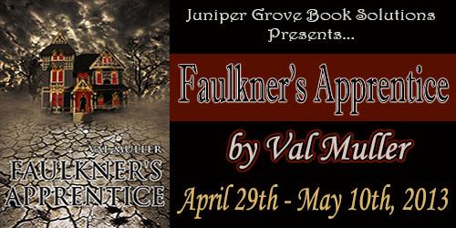 Faulkners Apprentice Tour Banner