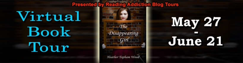 the disappearing girl button