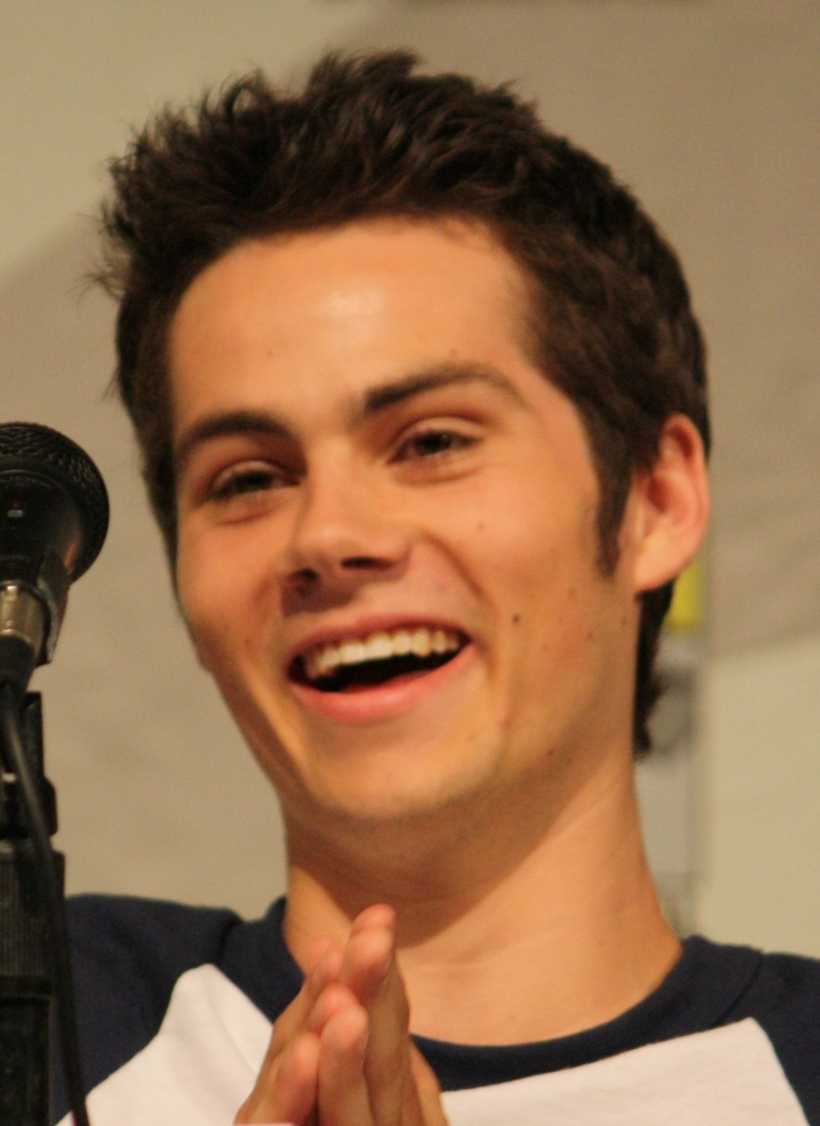 Dylan_O'Brien_Comic-Con_2012