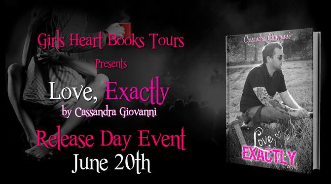 Love Exactly Release Day