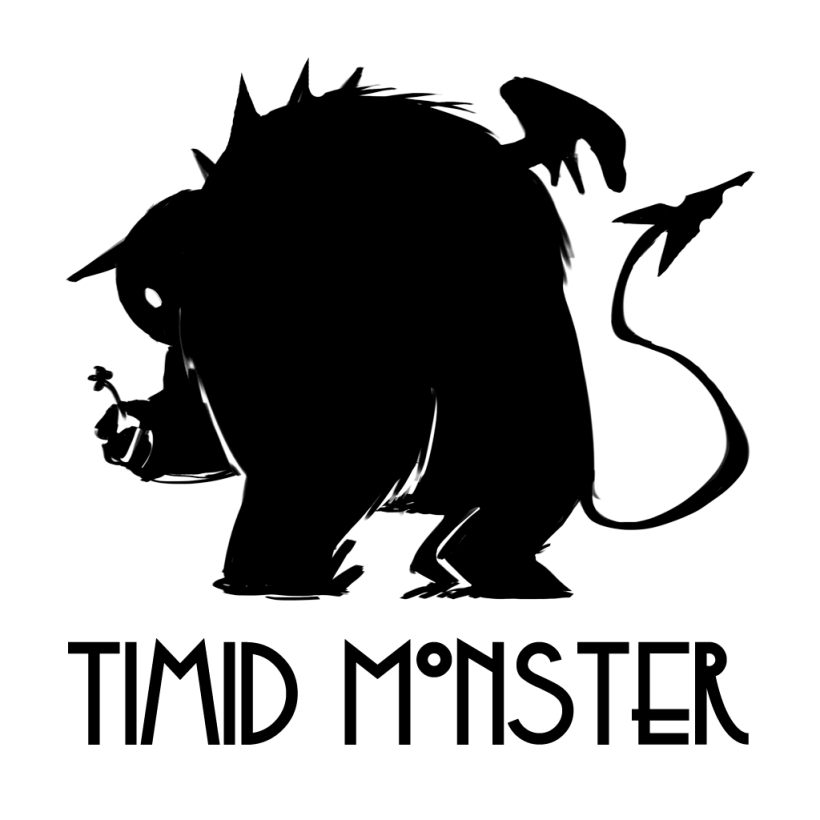 TimidMonster_Logo