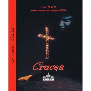 crucea - cercel