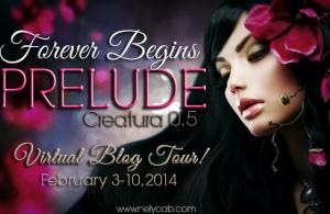 Prelude Blog Tour Banner