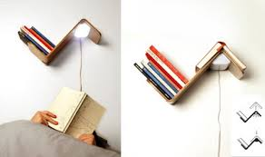 automatic reading lamp