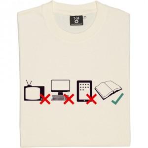 bookish tshirt