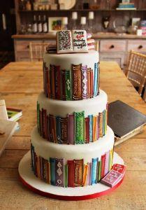 bookish cake 8