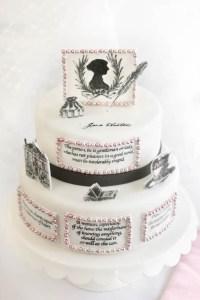 bookish cake 9