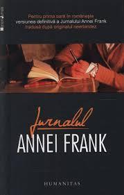 jurnalul annei frank