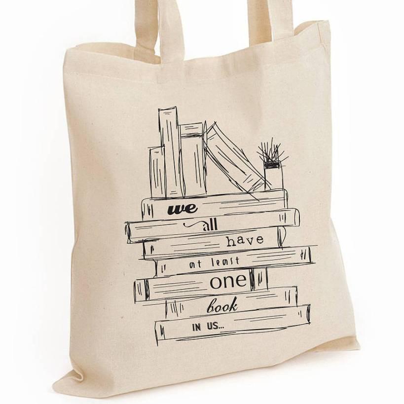 original_book-sketch-cotton-tote-bag